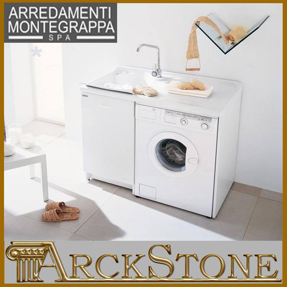 Arckstone mobile lavatoio copri lavatrice montegrappa for Arredamenti montegrappa
