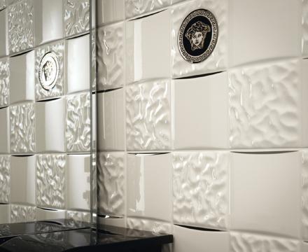 Piastrelle bagno versace. latest pavimento per interno versace