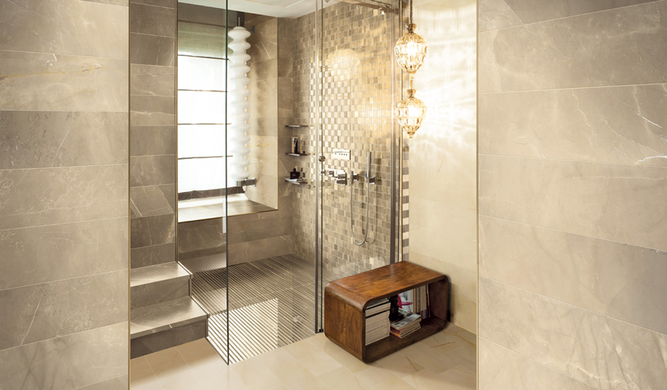 ... la massima variabilità grafica a disposizione dell'interior design