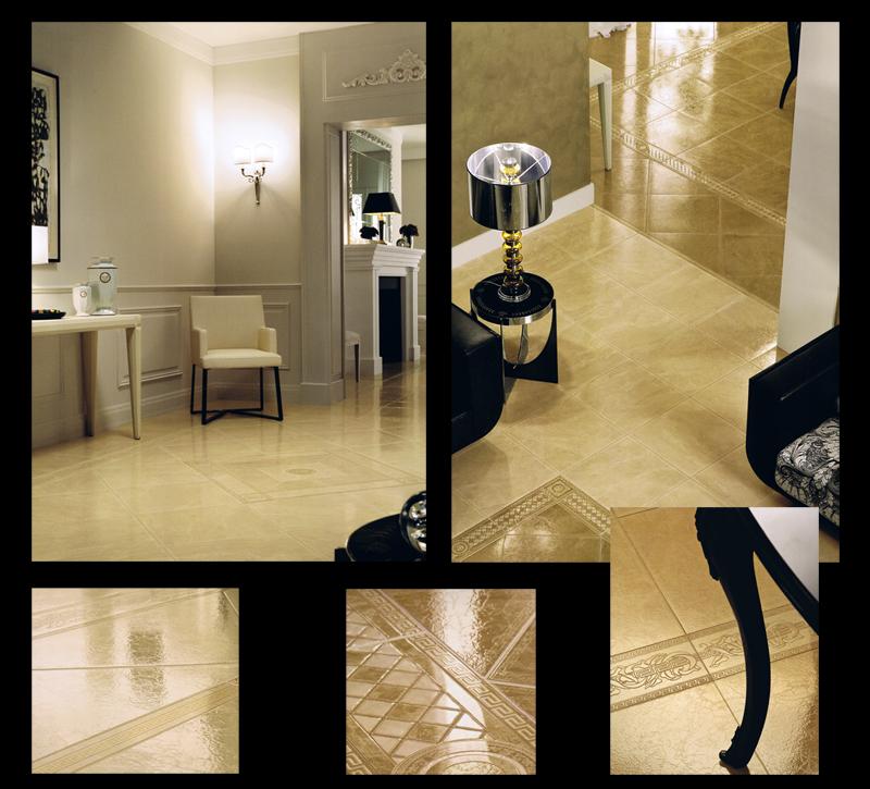 Arckstone i marchi vendita di pavimenti decorazioni for Pavimento versace