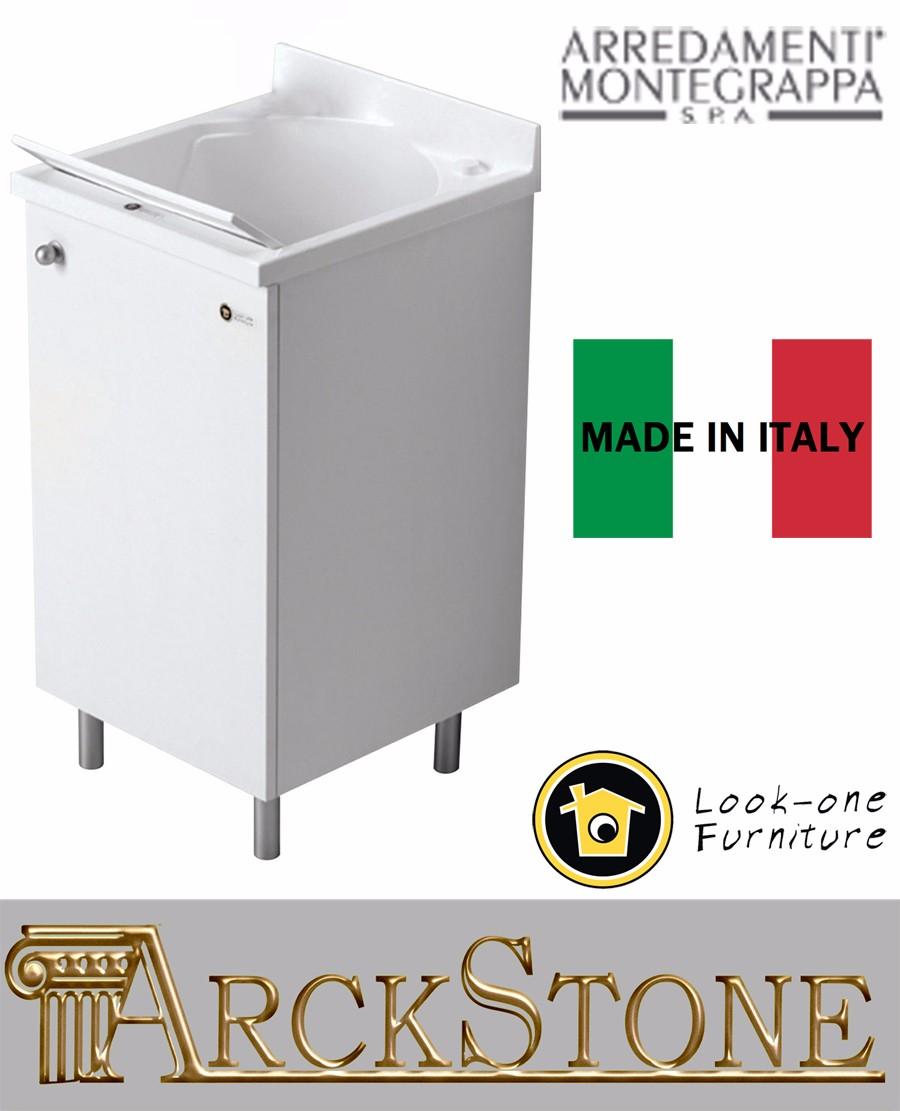 mobile lavatoio economico pomelli cerniere ante