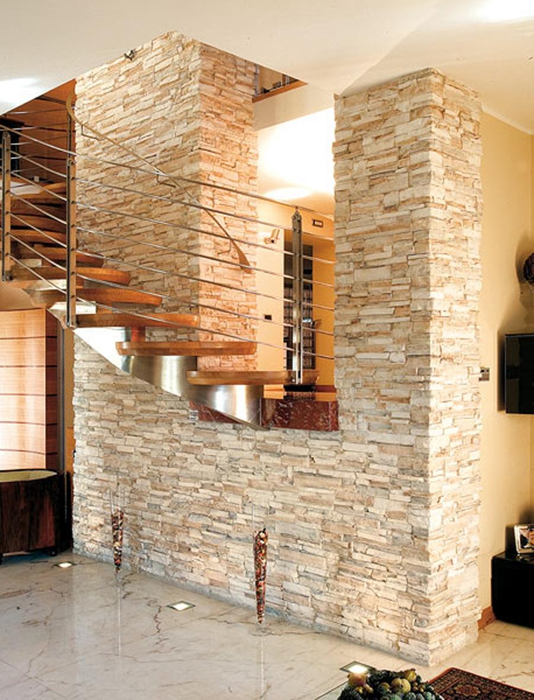 Arckstone rivestimento pietra ricomposta kerma biopietra scaglia carsica melange ebay - Rivestimento interno in pietra ...