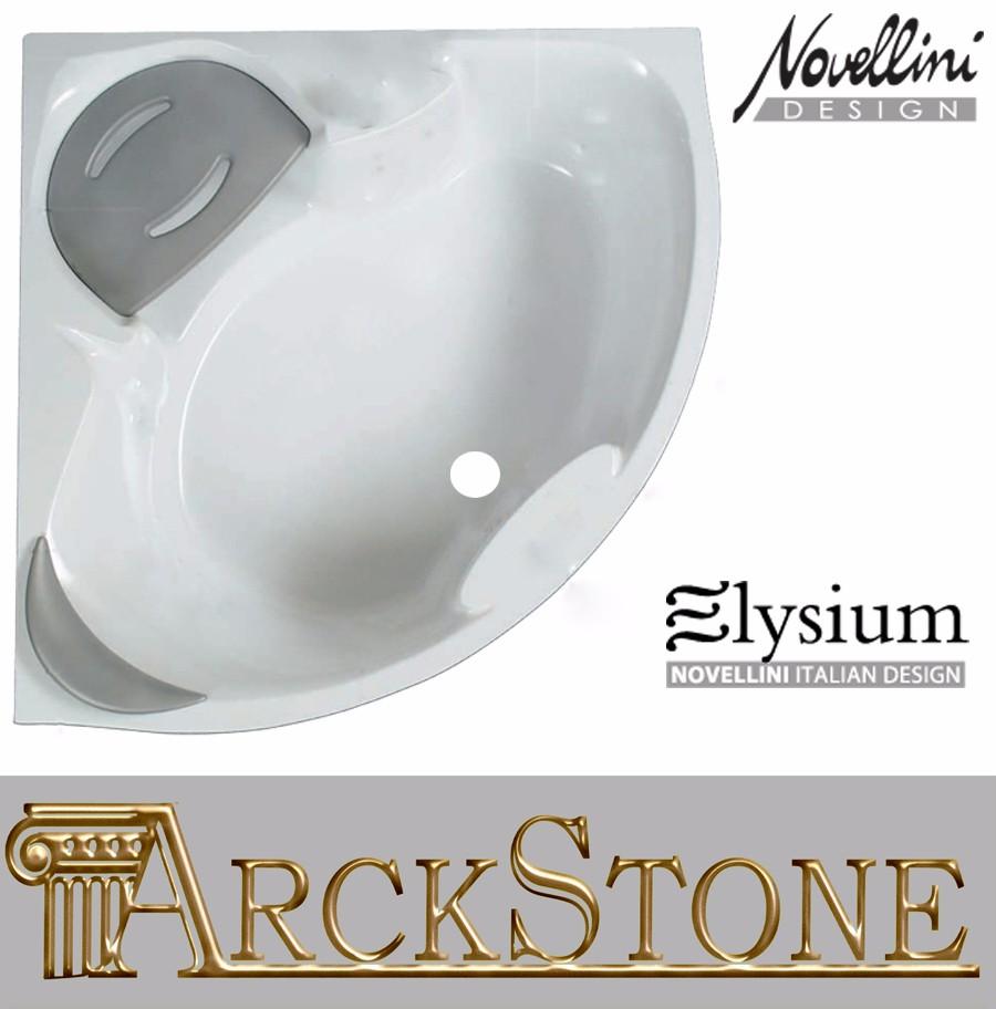 arckstone badewanne badezimmer eckig novellini elysium sense 7 z1 standard ebay. Black Bedroom Furniture Sets. Home Design Ideas