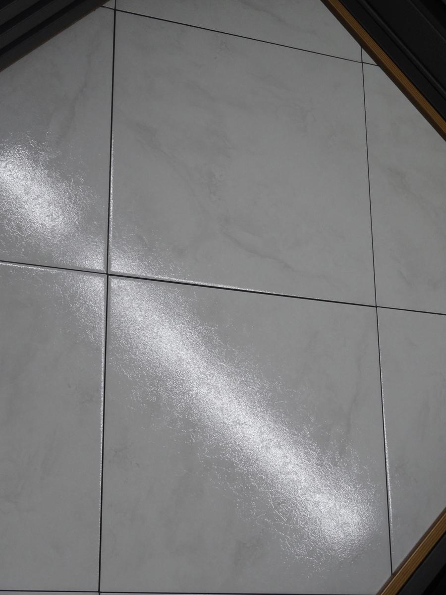 Arckstone pavimento in gres effetto bagnato casa savoia italia alabastro bianco ebay - Pavimento effetto bagnato ...