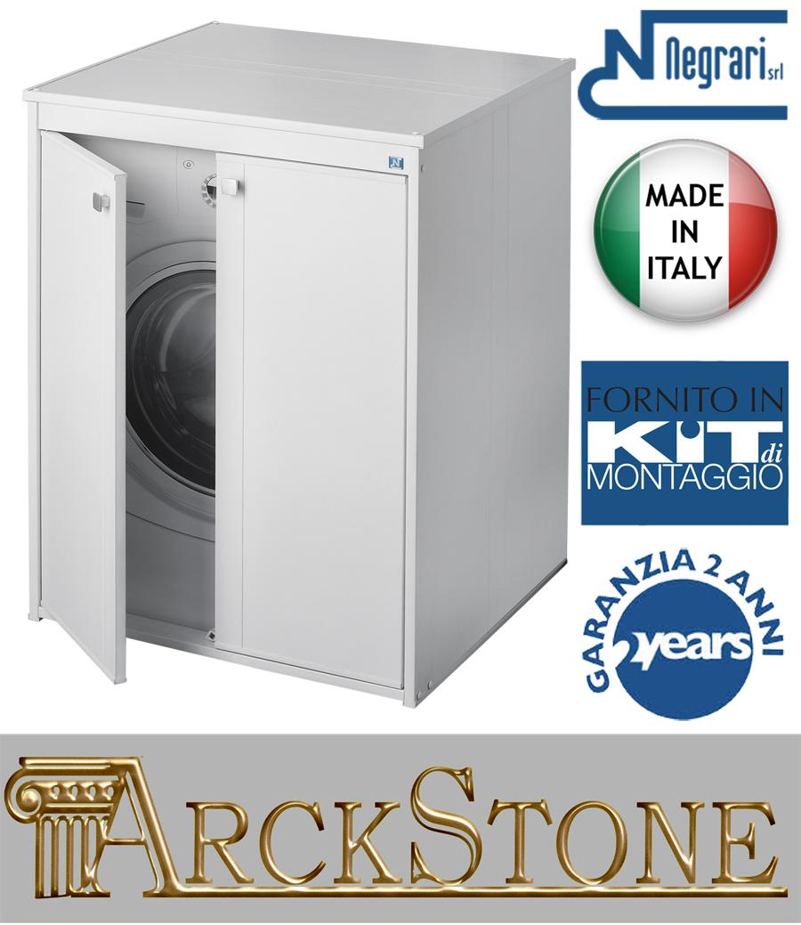 Cache Machine A Laver détails sur armoire portable couverture protége cache machine à laver cuve  à lavage negrari